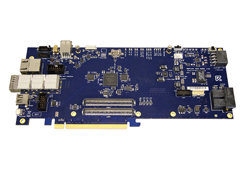 Stratix 10 PCIe Carrier Board